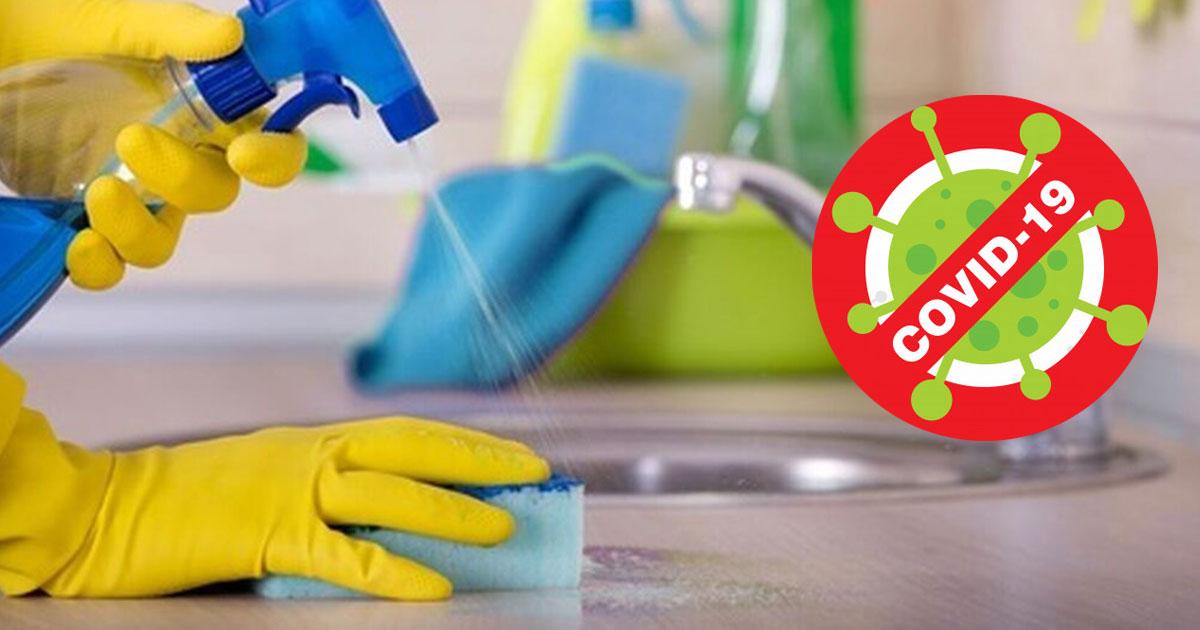 La Importancia de los productos de Limpieza durante la Pandemia
