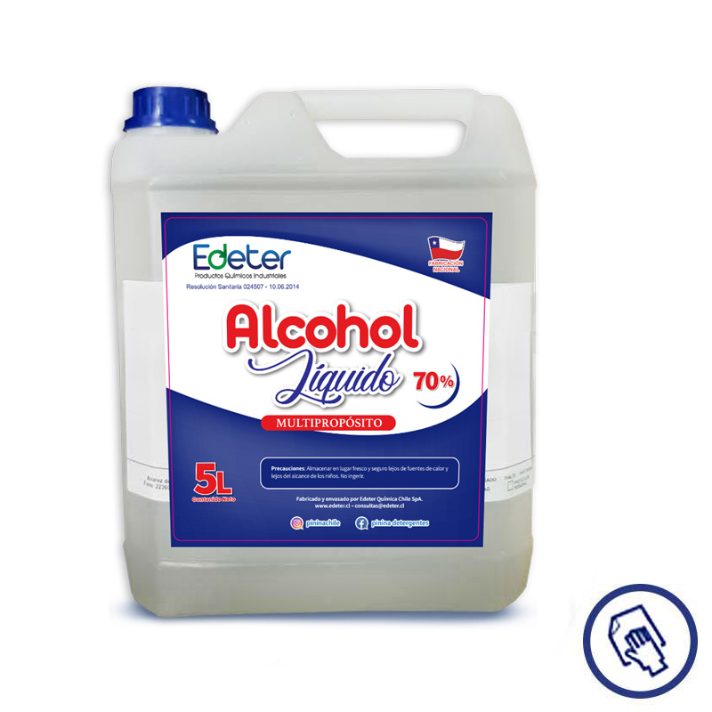 Alcohol Líquido Multipropósito