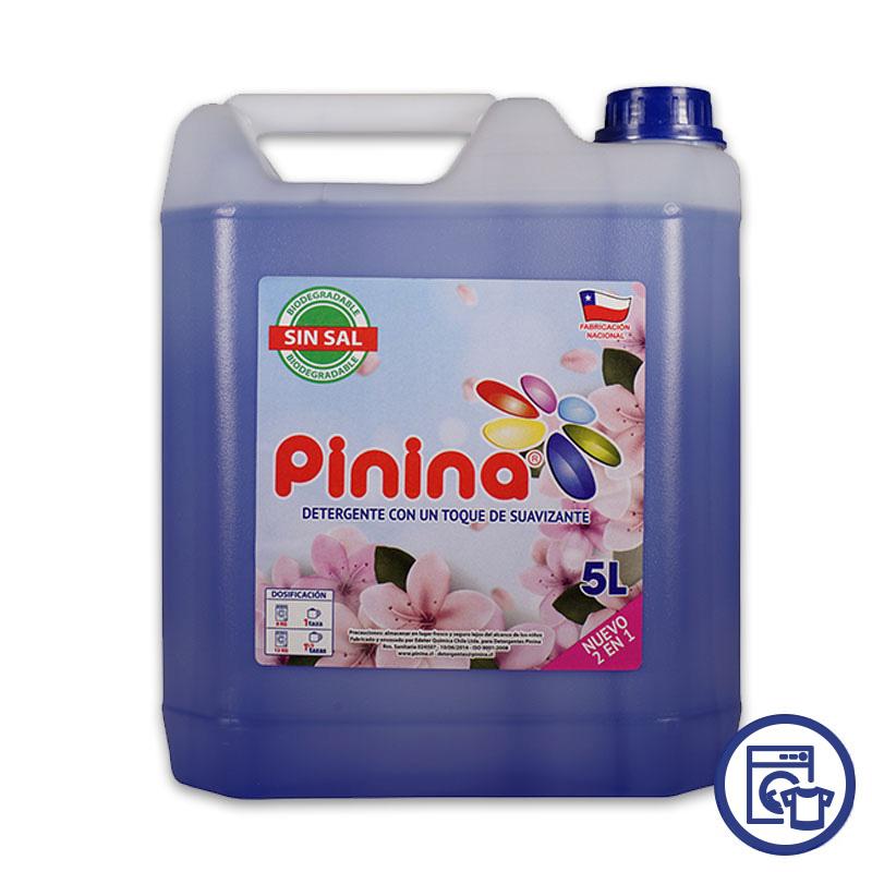 Detergente con Suavizante Aroma Soft 5 Litros