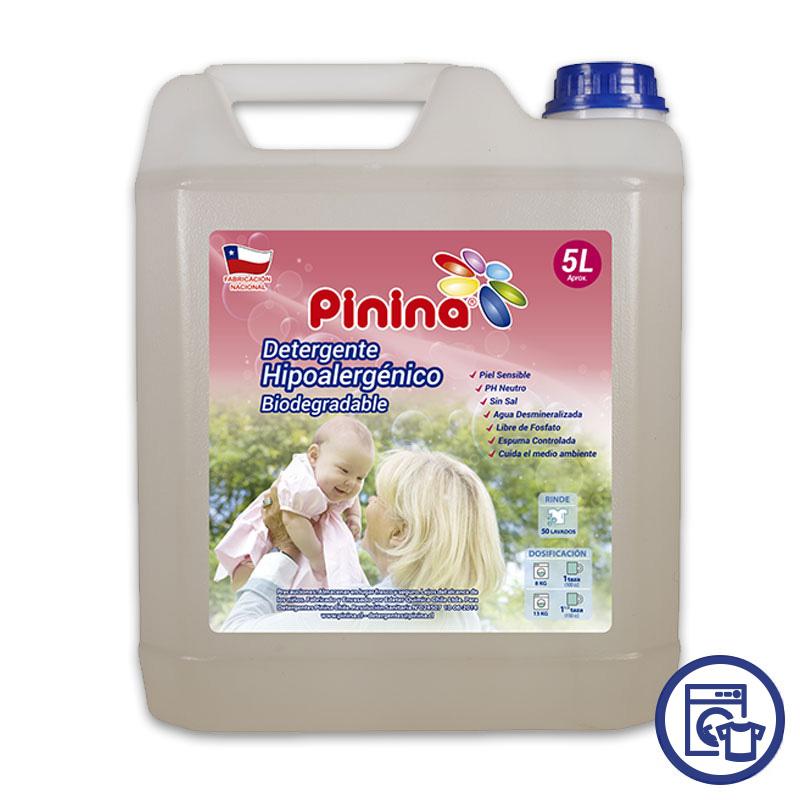 Detergente hipoalergénico 5 litros