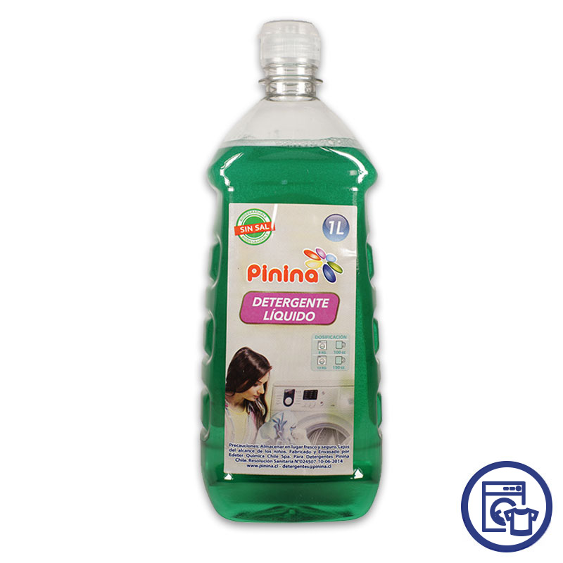 Detergente Líquido Verde 1 litro