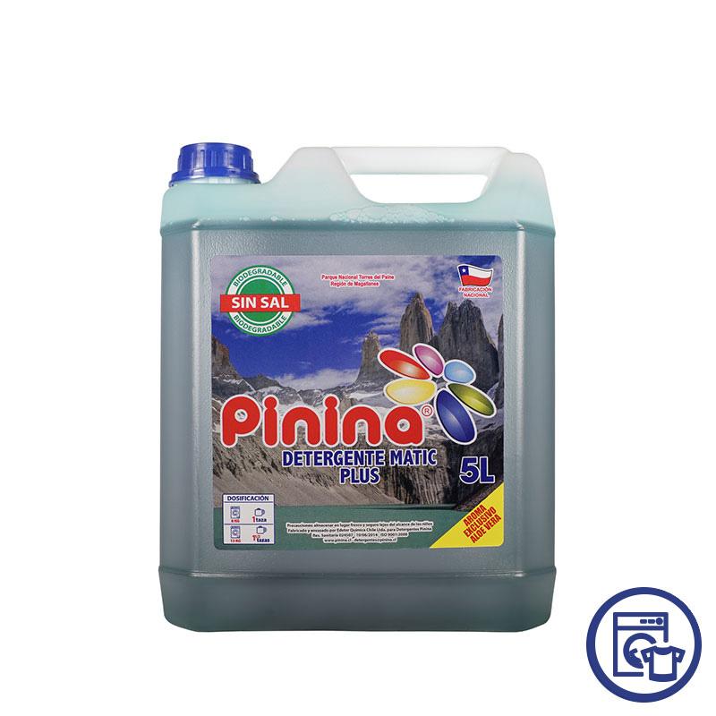 Detergente Plus Verde 5 litros