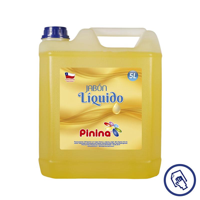 Jabón líquido 5 litros