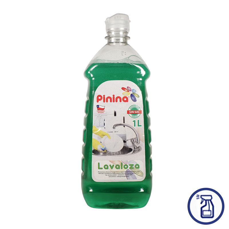 Lavaloza Verde 1 litro