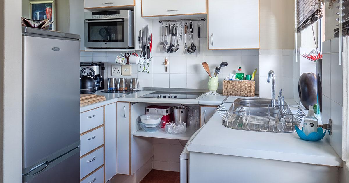 6 consejos para limpiar la cocina a fondo